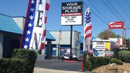 Self Storage San Antonio Your Storage Place Perrin